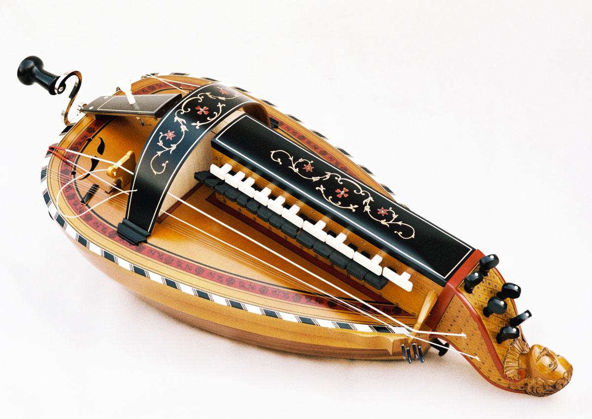 Vielle traditionnelle VT-001