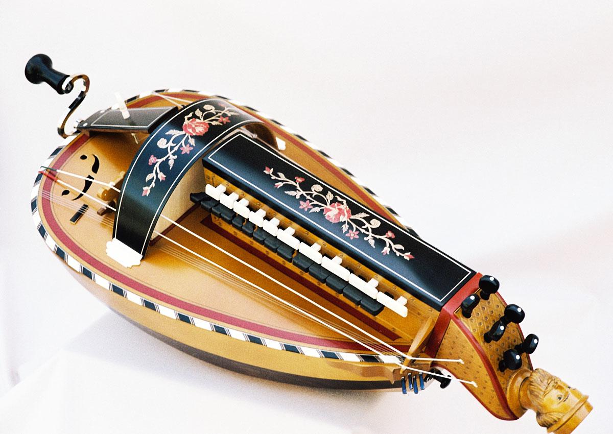 Vielle traditionnelle VT-009