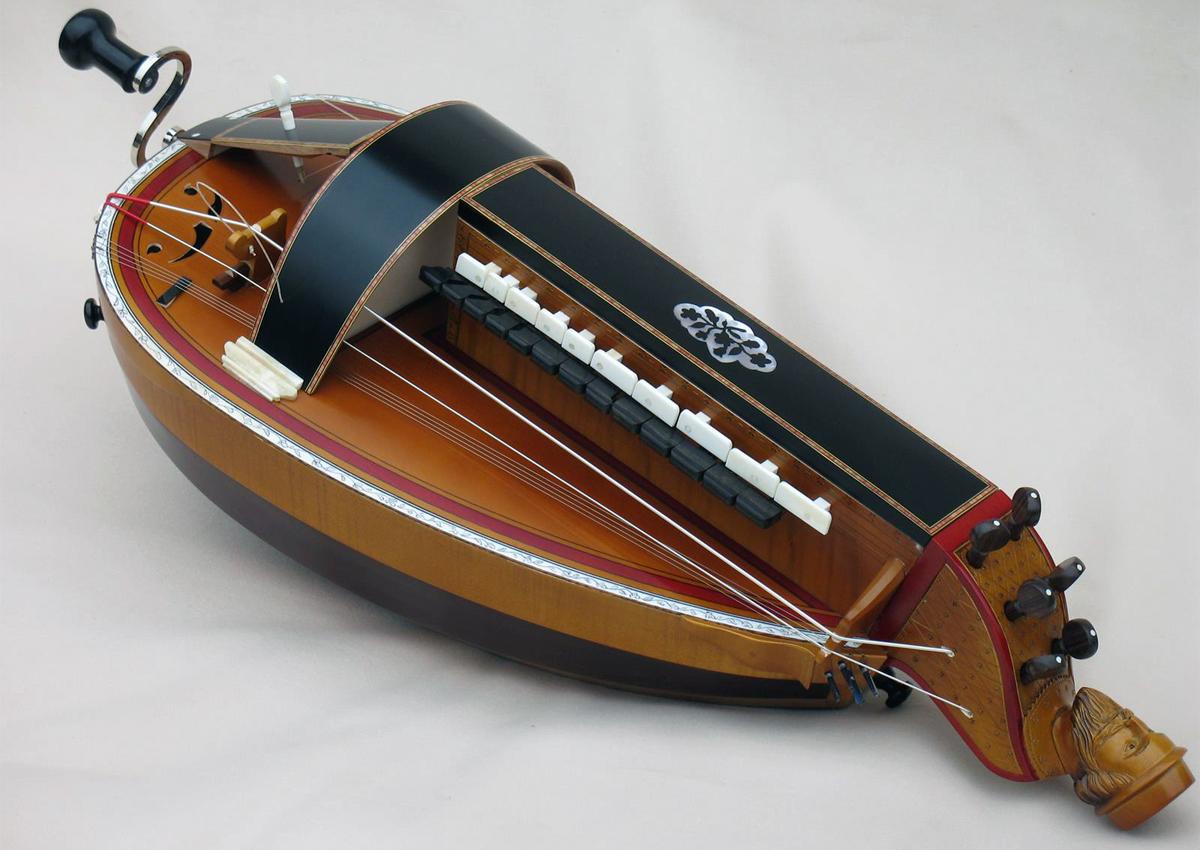 Vielle traditionnelle VT-014