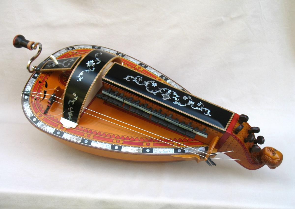 Vielle traditionnelle VT-021